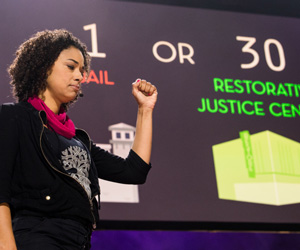 TEDWomen: What a World Without Prisons Could Look Like