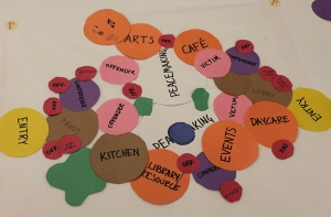 Community Engagement: Peacemaking Palette