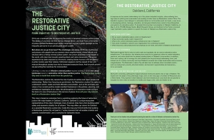 DJ+DS Restorative Justice City