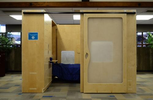 Mobile Refuge Rooms